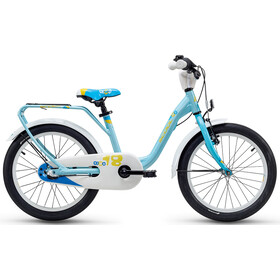 s'cool niXe street 18 alloy Bambino, lightblue matt
